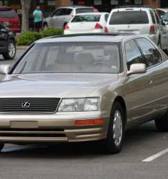 1996 lexus ls400 with 64 000 miles [ 2000 x 1333 Pixel ]