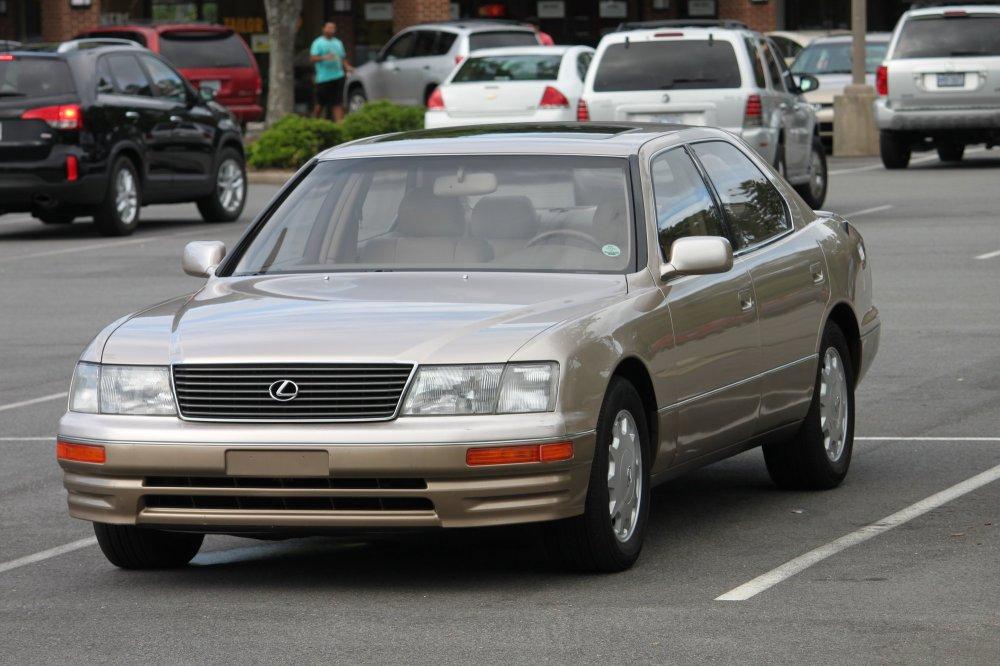 medium resolution of 1996 lexus ls400 with 64 000 miles