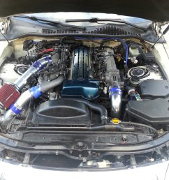 my engine bay i know its not all that clean but its to the best of my ability [ 2000 x 1500 Pixel ]