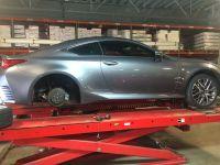 Tire Rack Measured My RC Today - ClubLexus - Lexus Forum ...