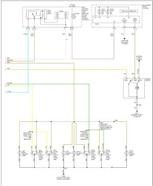 2006 tail light wiring diagram needed  CorvetteForum