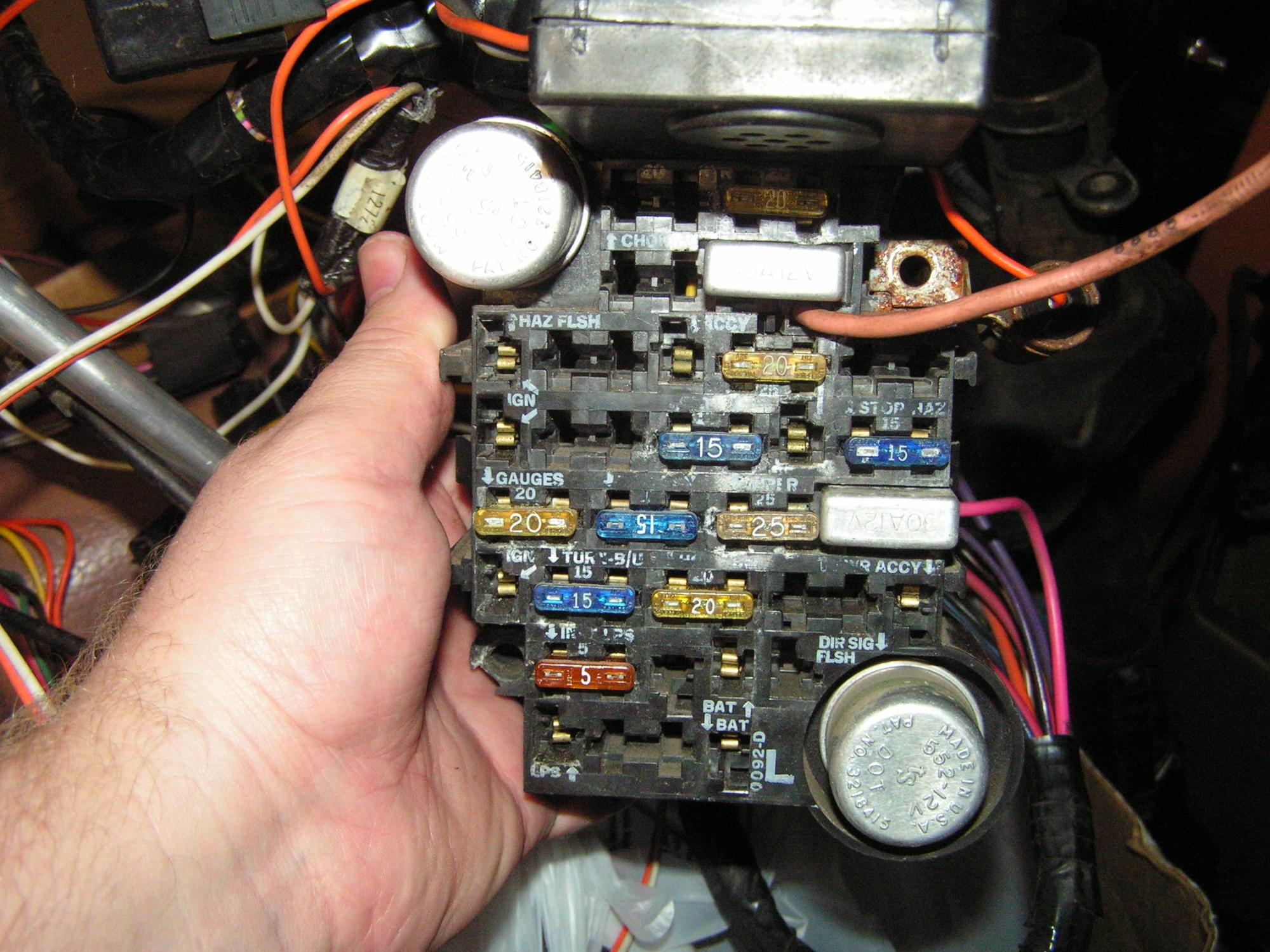 main fuse box for 1969 corvette youtube wiring diagram library 1969 Camaro Fuse Box 1968 camaro fuse box mounting wiring diagram third level