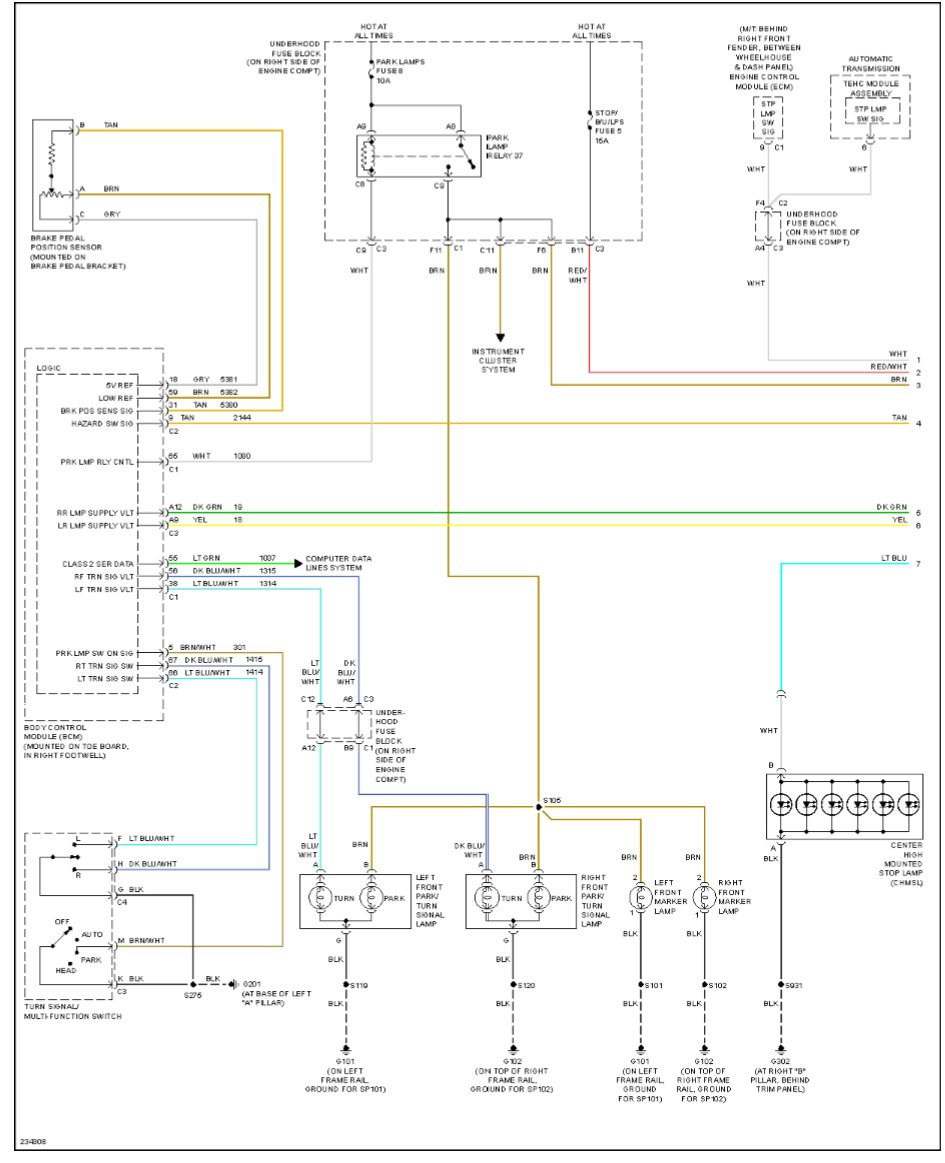 hight resolution of 2006 tail light wiring diagram needed corvetteforum chevrolet c4 corvette wiring diagram help c6 corvette tail light wiring diagram