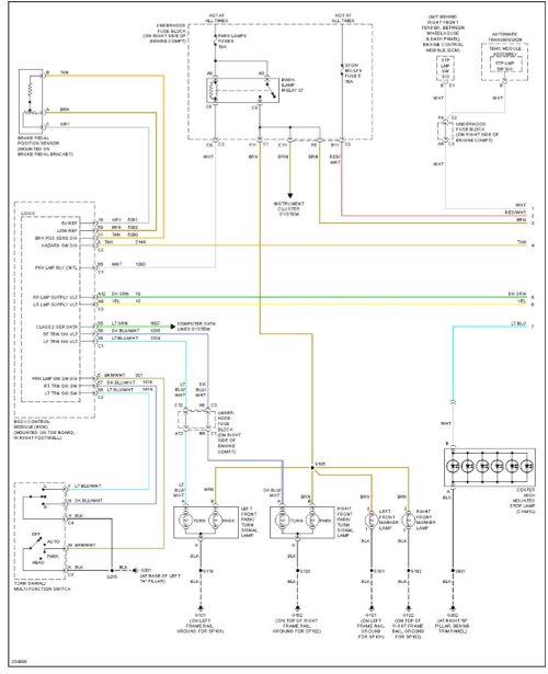 small resolution of 2006 tail light wiring diagram needed corvetteforum chevrolet c4 corvette wiring diagram help c6 corvette tail light wiring diagram