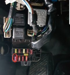 it is a 10amp fuse in the lower left corner in the fusebox under the dash can someone please tell me what that fuse does  [ 973 x 2000 Pixel ]