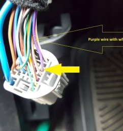 for my ground wire i attached to one of the screws of the boxlink again it s hidden because of the bedrug  [ 1999 x 1124 Pixel ]
