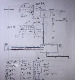 my notes not clean but has all the info for my truck 2018 xl the wiring diagrams are for a 2017 since they haven t released to new drawings yet  [ 1128 x 1504 Pixel ]