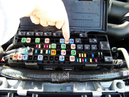 Fuse Box In 2014 Ford F150