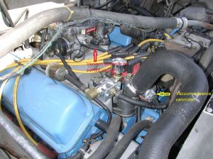 vacuum line help!!!  Ford Truck Enthusiasts Forums