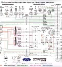 1999 ford f 150 cab fuse diagram images gallery excursion with f250 pcm and engine [ 1024 x 793 Pixel ]