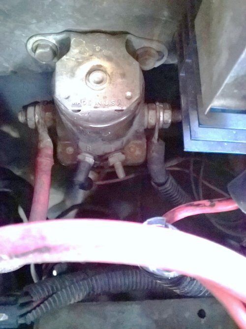 small resolution of but only the s witch while i have the same ignition system on my 78 jeep cj eec 1 also uses the i gnition coil pole as part of the wiring to the gm