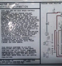 the original smog systems that came on your truck weren t too complicated they are were controlled and monitored by a simple computer in the cab  [ 1508 x 718 Pixel ]