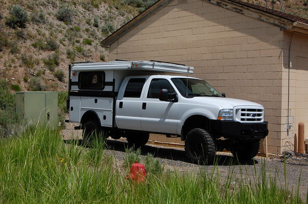 Short Utility Bed Ford Truck Enthusiasts Forums