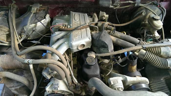 Engine Diagram On 1989 Ford F 150 Temperature Sending Unit Location
