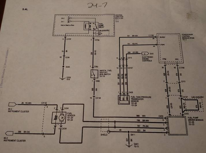 Ford Escape Wiring Diagrams