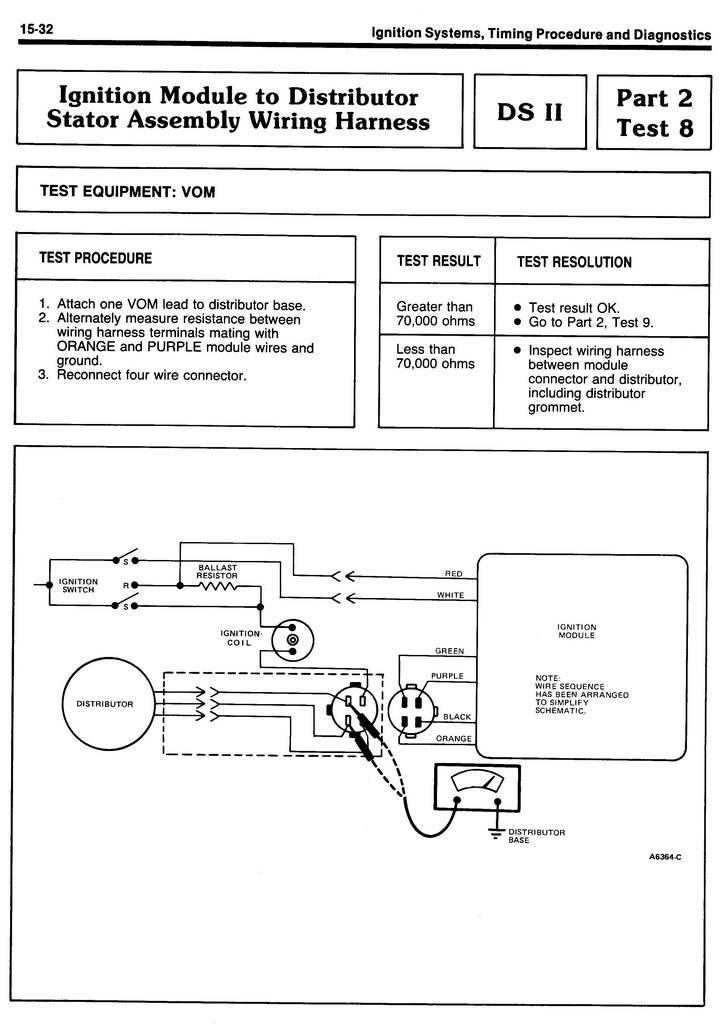 Ford Duraspark Wiring Diagram : duraspark, wiring, diagram, Duraspark, Electronic, Ignition, Module., Truck, Enthusiasts, Forums