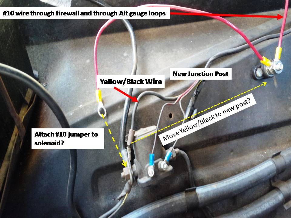 Ford Alternator Wiring Diagram On Wiring Diagram For 1977 Chevy Truck