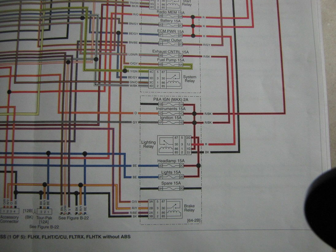 fuel pump wiring harness diagram honda zoomer x acr automatic compression release question - harley davidson forums