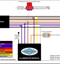 bad tail light or harley davidson forums 2001 sportster wiring diagram badlands motorcycle wiring diagram [ 1536 x 920 Pixel ]
