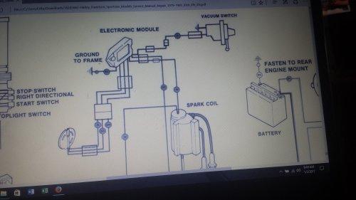 small resolution of ironhead wiring harley davidson forums harley diagram voeswiring