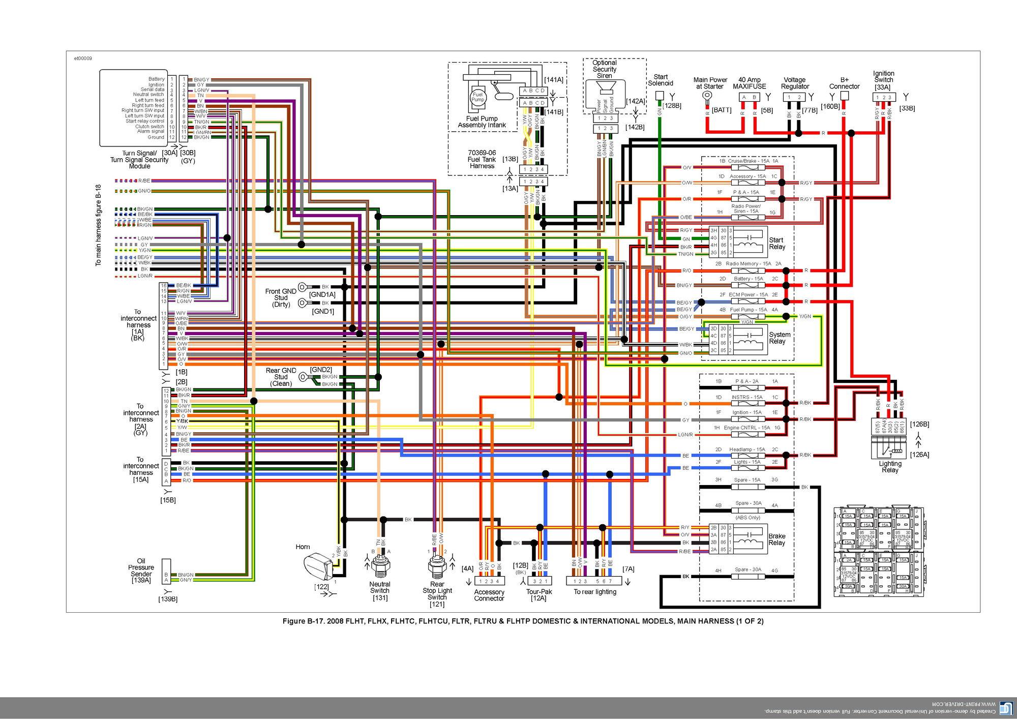 hight resolution of 2008 harley davidson flhx wiring diagram trusted wiring diagram fxef wiring diagram 08 flhx wiring diagram