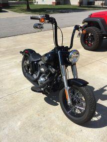 Softail Slim Gangster Apes Harley Davidson Forums - Exploring Mars