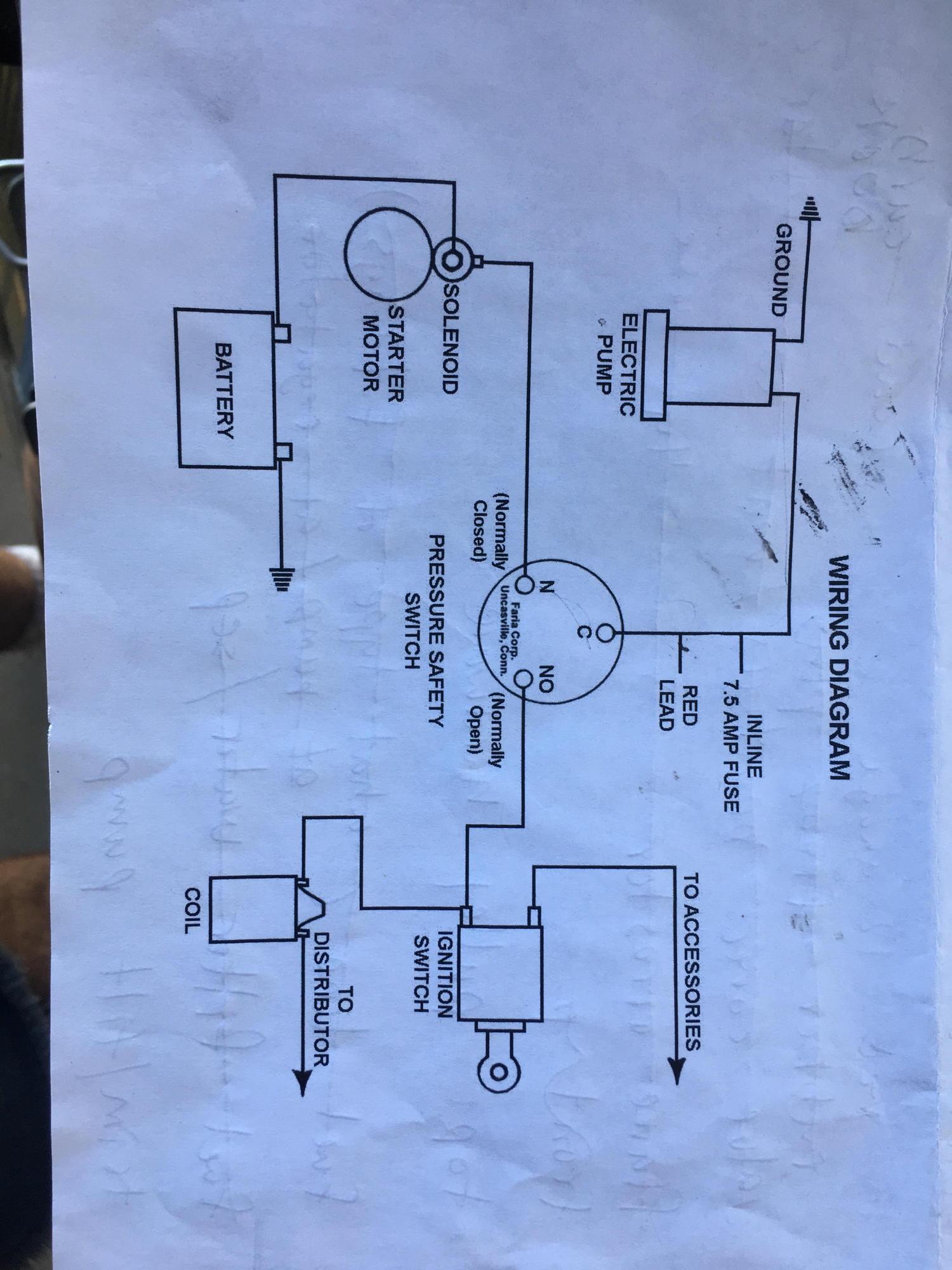 Wiring Diagrams Electric Fuel Pump Wiring Power Window Wiring Diagram
