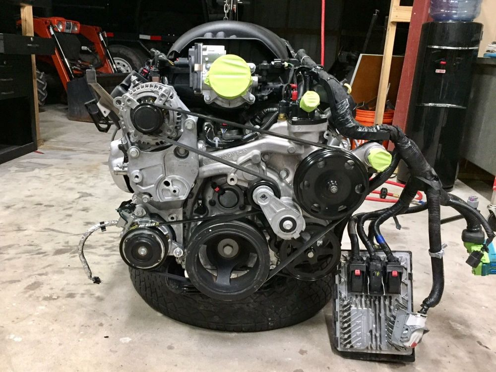 medium resolution of 2018 l83 5 3 6l80 transmission complete pullout