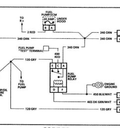 here is a picture of that circuit if the eco ops and relay are all unplugged you will need to dig into the harness where it y s bye the fan blower  [ 1780 x 1104 Pixel ]