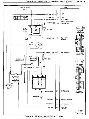 1986 Firebird 305 TPI, won´t rev, code 34  LS1TECH