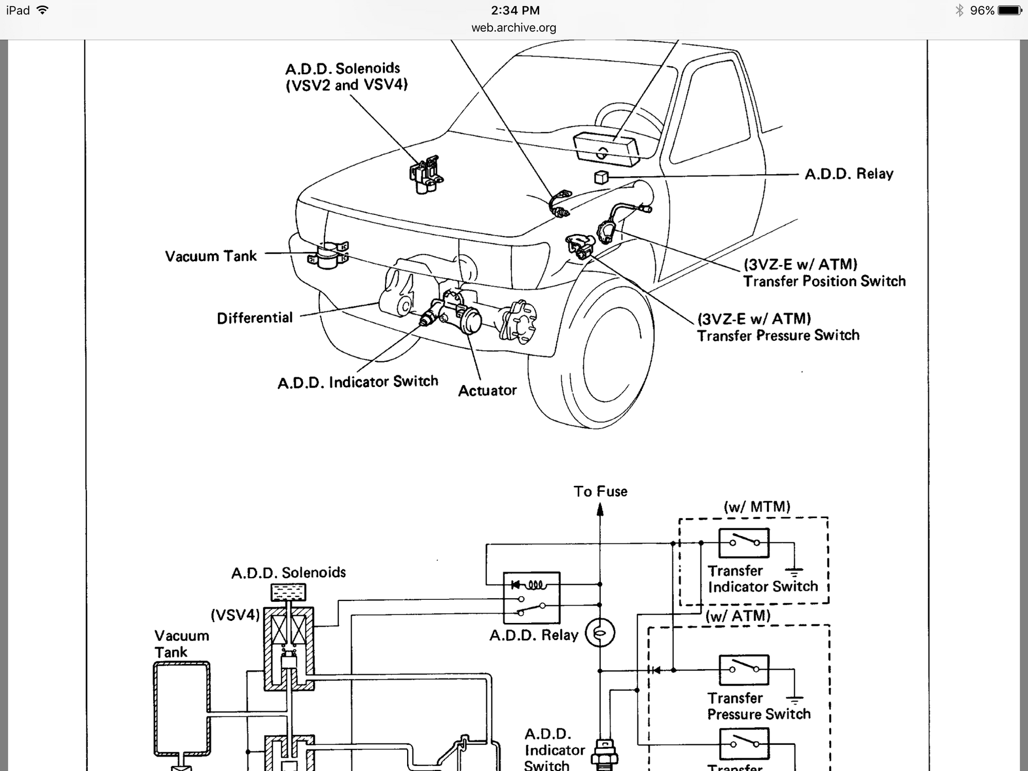 Wiring Diagram For 1993 Ford F150