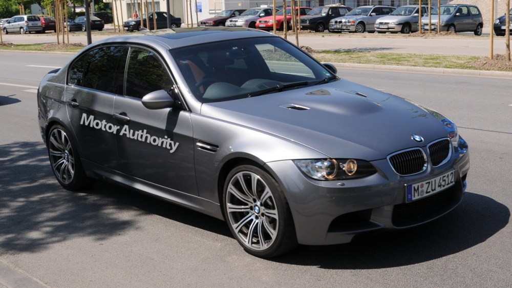 medium resolution of 2010 bmw m3 sedan facelift motorauthority 001