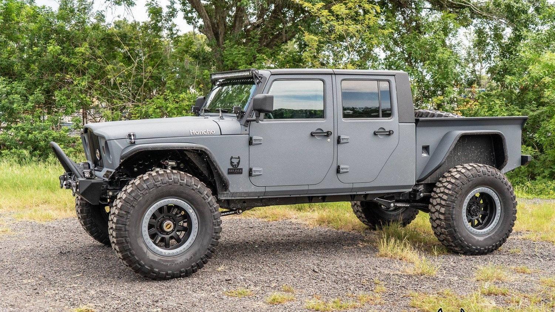 jeep bruiser honcho mixes