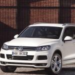 2014 Volkswagen Touareg V 6 Models Get Sporty R Line Trim