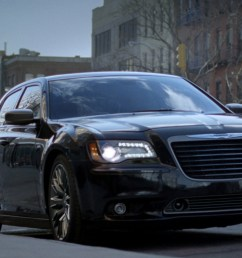 2014 chrysler 300c john varvatos limited edition [ 1600 x 900 Pixel ]
