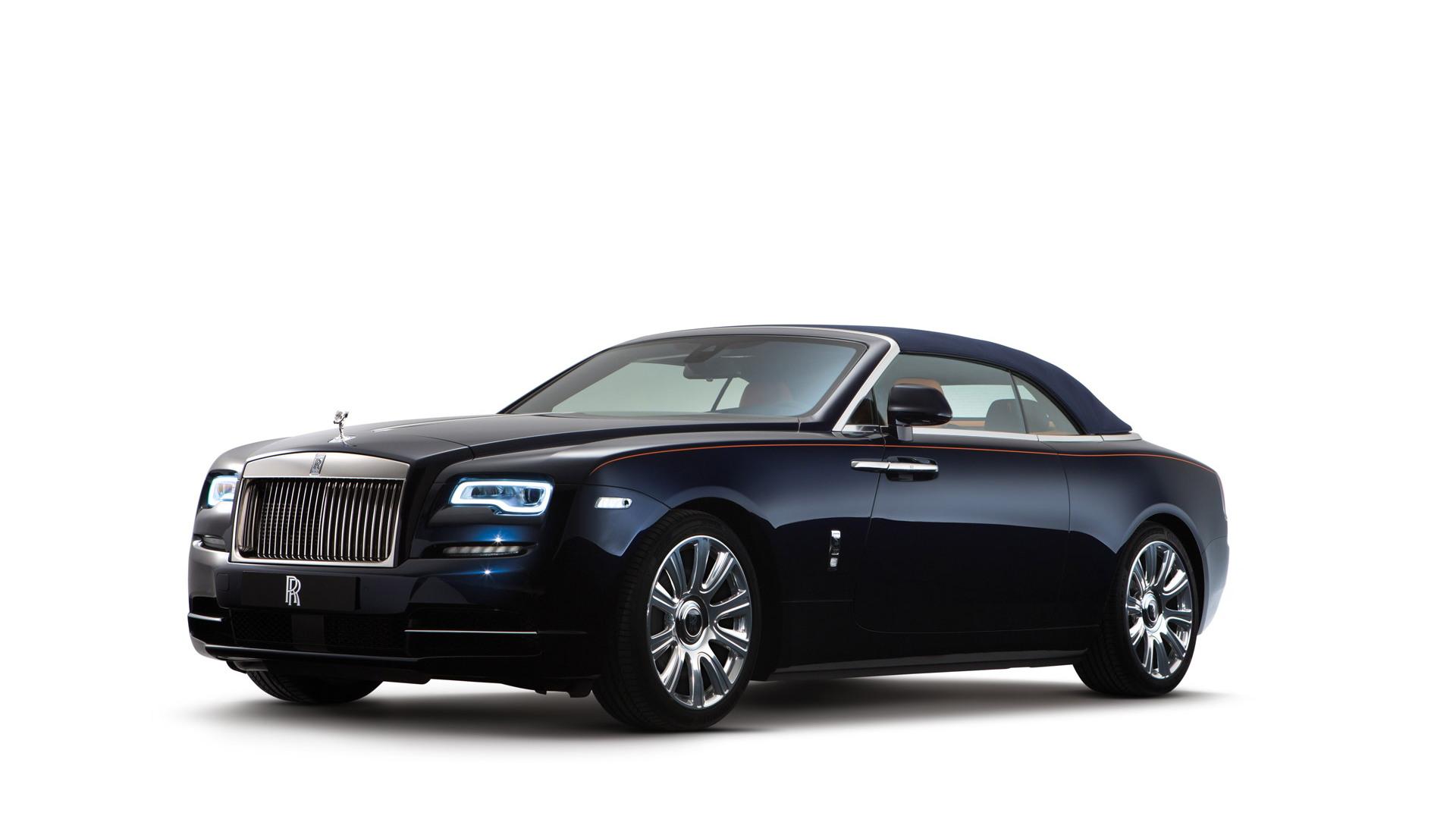 2016 Rolls Royce Dawn Drops Top Ahead Of Frankfurt Debut Video