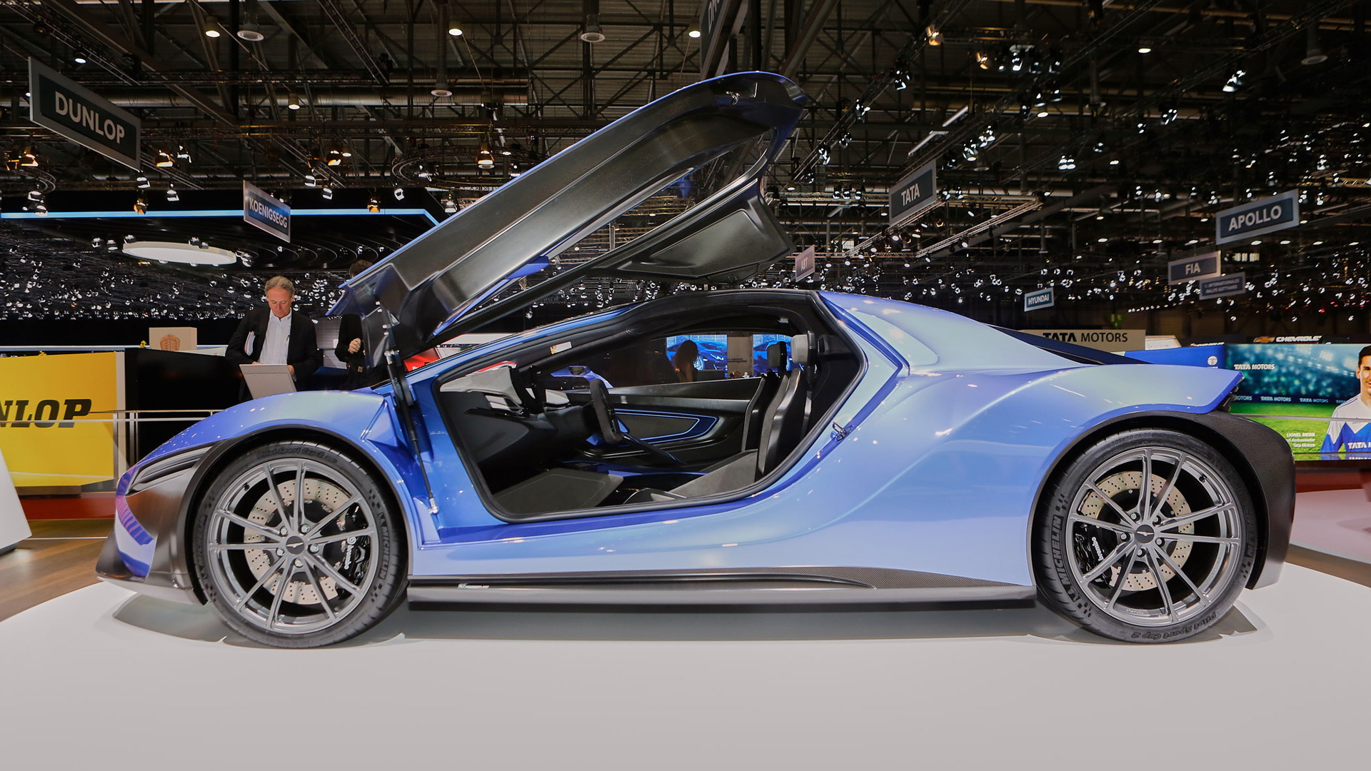 Techrules Looks For European Site To Build New Supercar