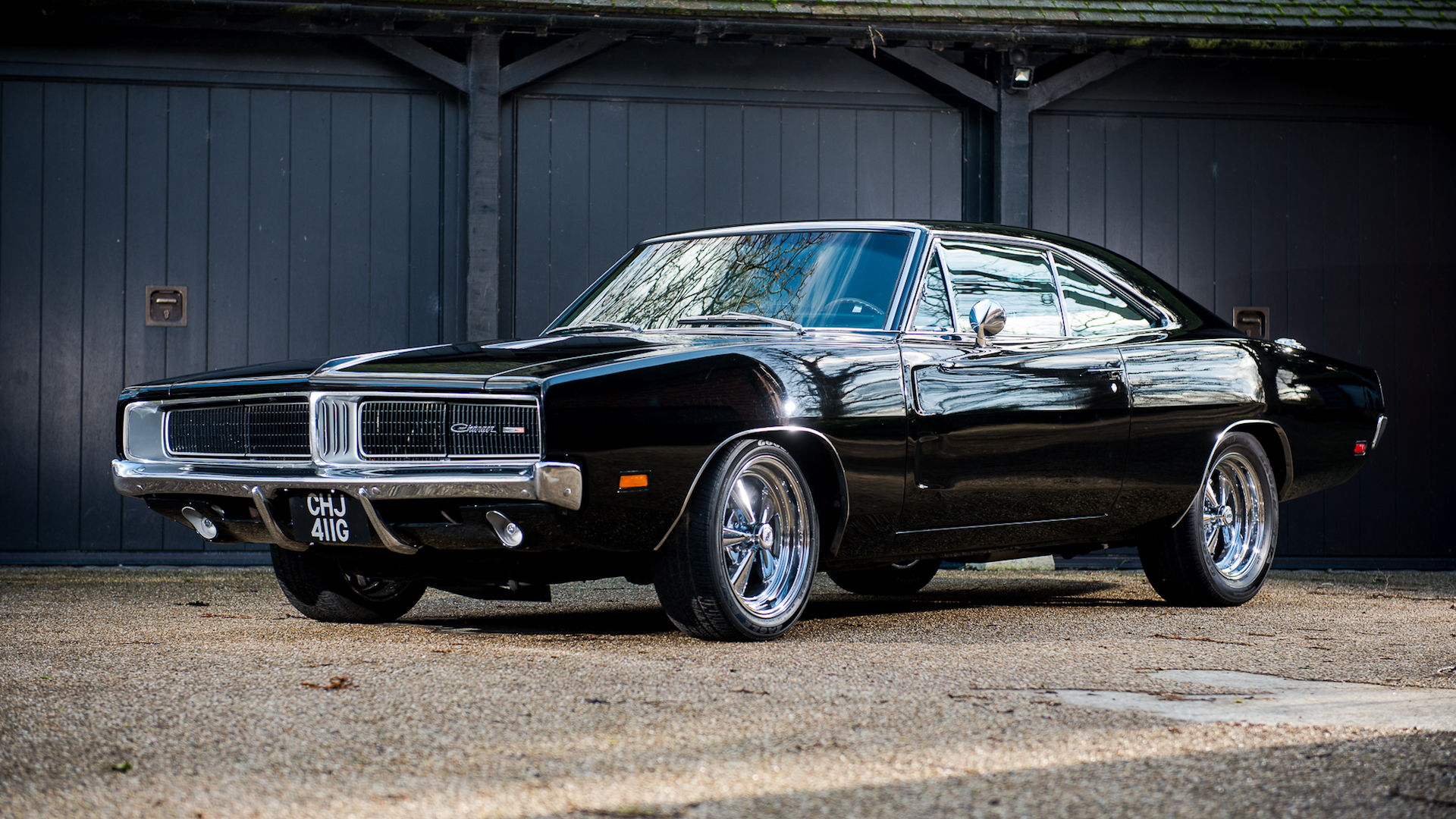 1969 dodge charger owned