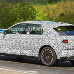 2022 Hyundai Ioniq 5 Spy Shots And Video
