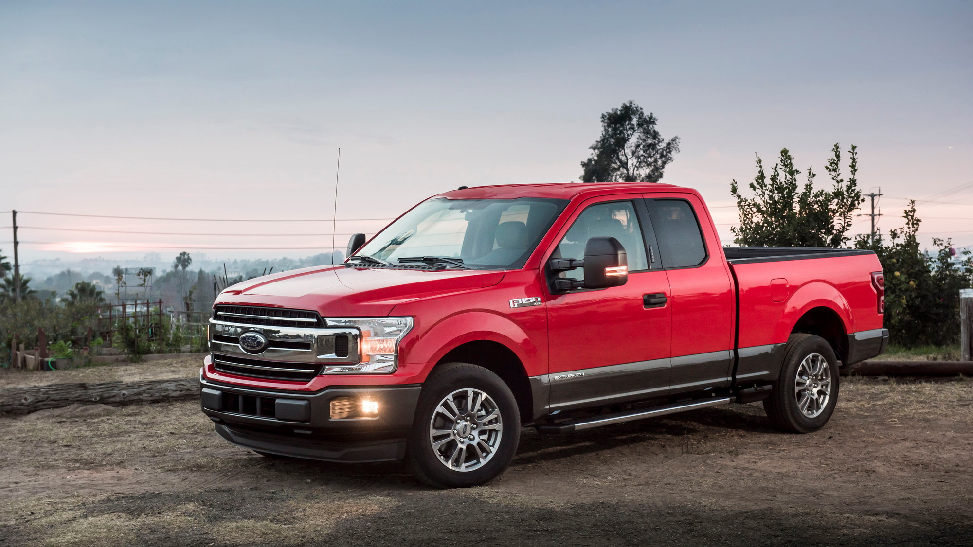 hight resolution of 2018 ford f 150 power stroke