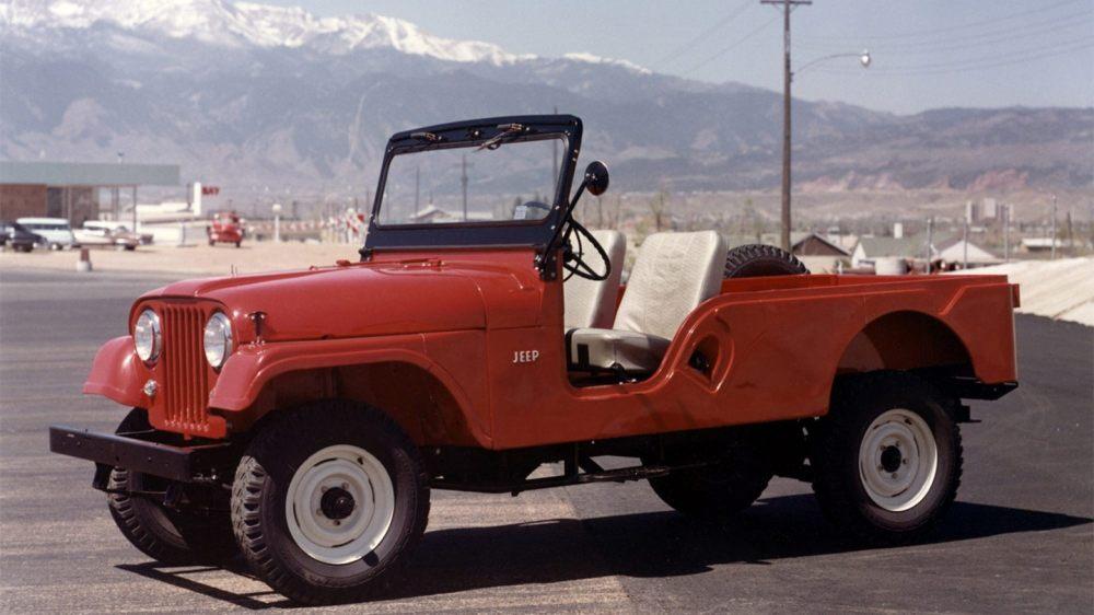 medium resolution of 1955 willys motors cj 6