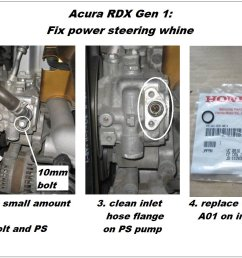 acura rdx mdx tl k23 turbo j35 v6 engine noise sound problem issue diagnose [ 1601 x 901 Pixel ]