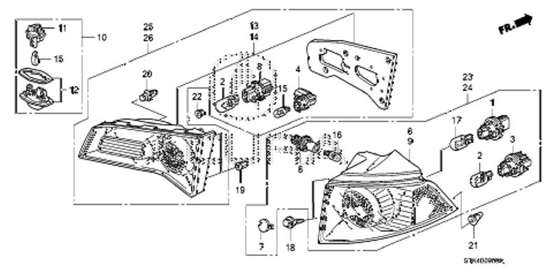 [DIAGRAM] Acura Tl Wiring Diagram Lighting FULL Version HD