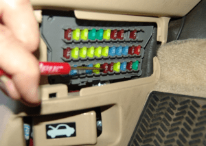 Acura TSX Fuse Box Diagram | Acurazine