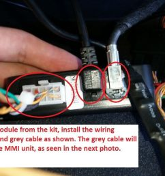 install the wiring for the video module  [ 1200 x 675 Pixel ]