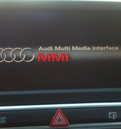 audi why does my mmi display not come on  [ 1999 x 1124 Pixel ]