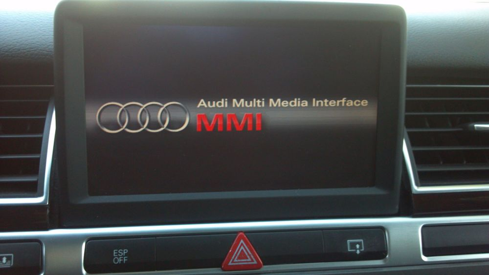 medium resolution of audi why does my mmi display not come on