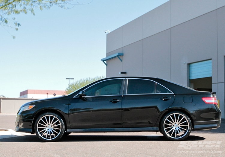 Aftermarket Wheels For Toyota Camry