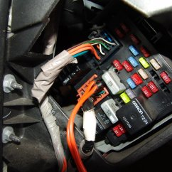 Chevy Colorado Radio Wiring Diagram Iota I32 Emergency Ballast Chevrolet Silverado Gmt800 1999-2006 Fuse Box - Chevroletforum