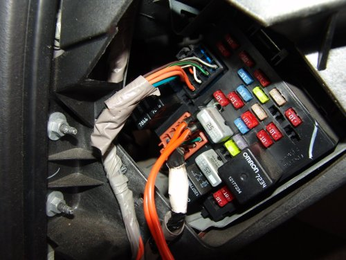 small resolution of instrument panel fuse box